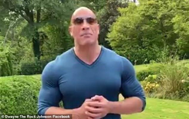 Politización: el luchador retirado de la WWE Dwayne'The Rock 'Johnson recibió la primera aprobación del presidente en una conversación virtual de siete minutos con el demócrata Joe Biden y su compañera de fórmula Kamala Harris el domingo.