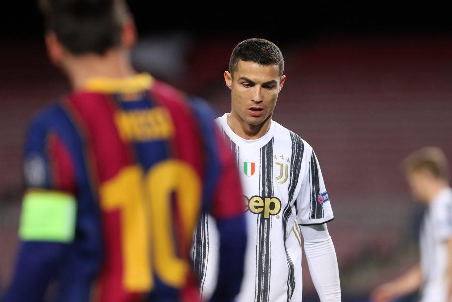 La ventaja de Ronaldo en el Barcelona confirma la ausencia de Lionel Messi en el choque contra el Eibar