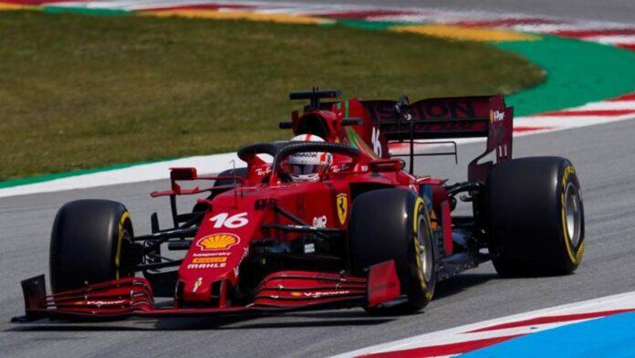 F1 GP España, Ferrari: las palabras de Charles Leclerc y Carlos Sainz tras la FP