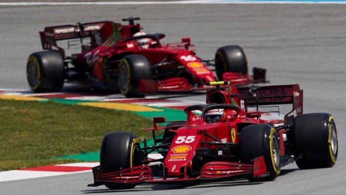 F1, GP de España, Mattia Binotto comenta el rendimiento de los Ferrari