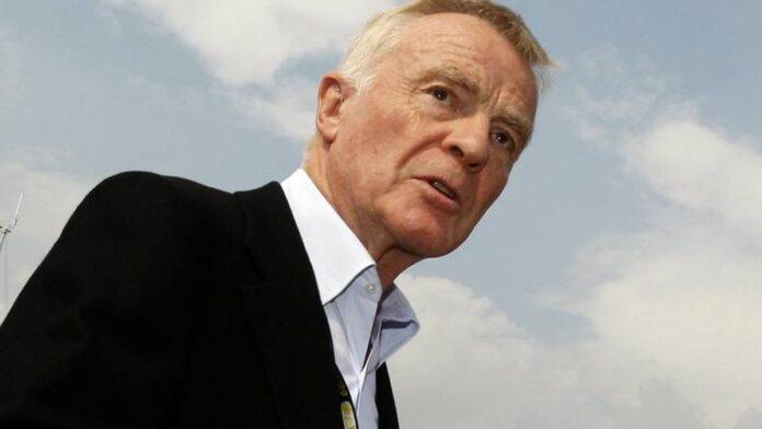 F1 Max Mosley murió, fue presidente de la FIA durante mucho tiempo
