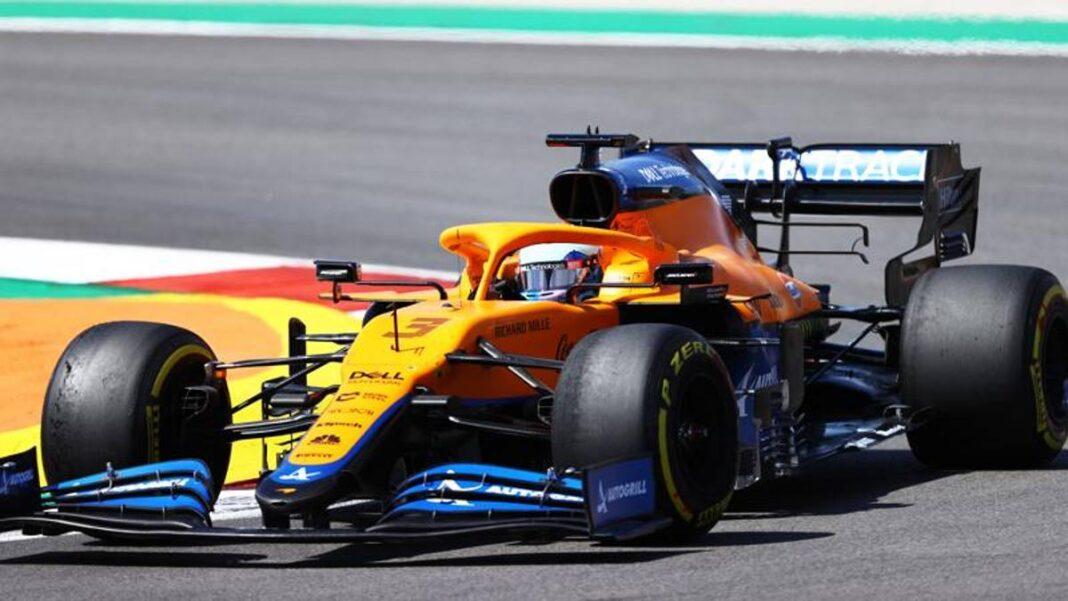 F1 Ricciardo no pierde la sonrisa: 'Tal vez descubrí cómo recortar el McLaren para mí'