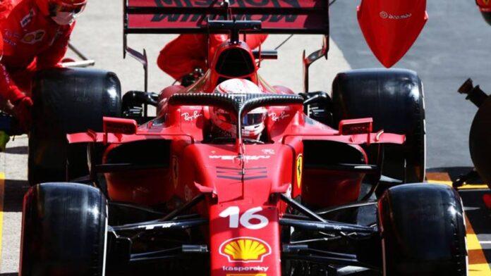 Ferrari decepcionado.  Binotto: