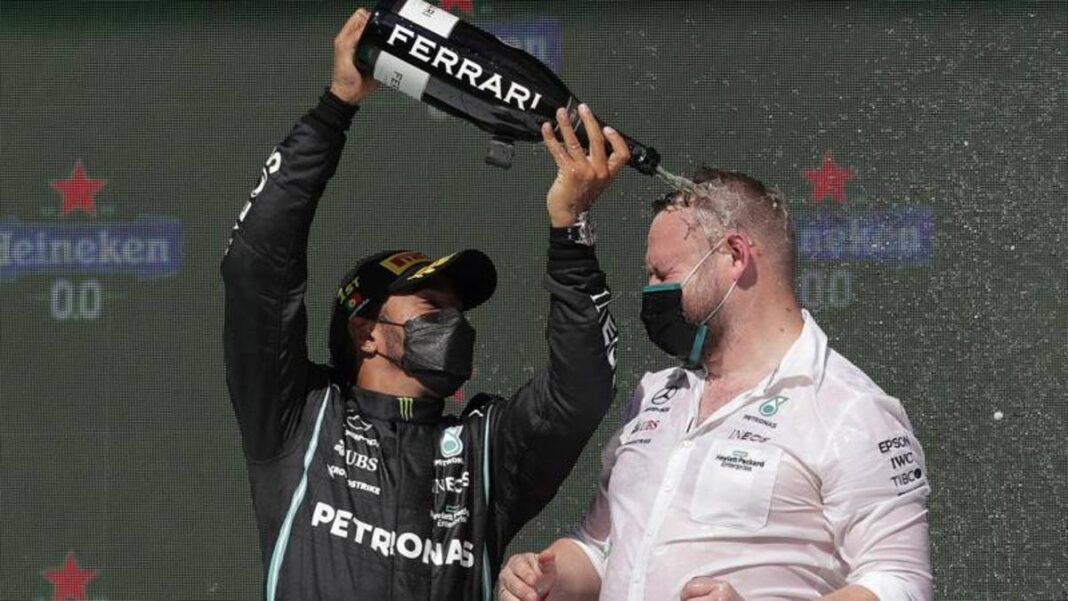 Hamilton, la frialdad de los grandes: 9. Verstappen, magia y 6.5 errores