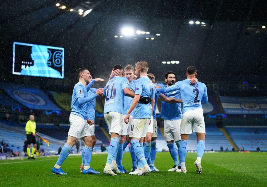 Los jugadores del PSG afirman que el árbitro los maldijo contra el Manchester City