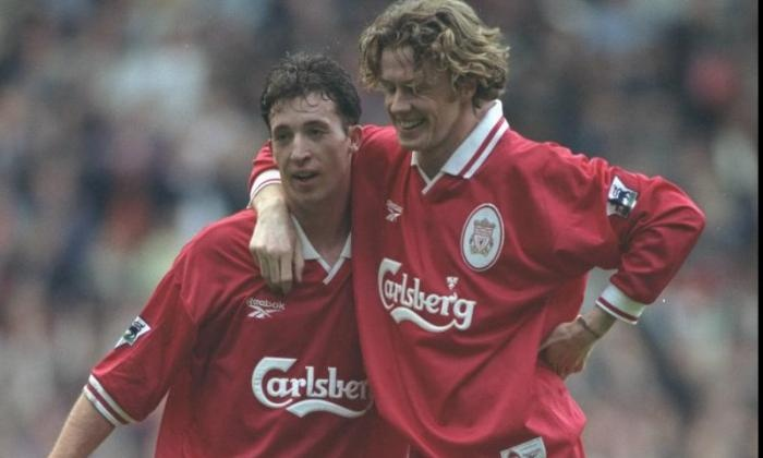 Los nombres divertidos que las ex estrellas del Liverpool Steve McManaman y Robbie Fowler le dieron a dos de sus caballos
