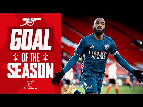 ¿Quién marcó el gol de la temporada del Arsenal?  |  Lacazette, Miedema, Tierney, McCabe, Xhaka y más