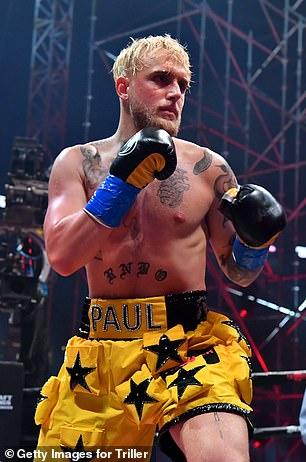 Jake Paul se embarca en una carrera de boxeo como profesional