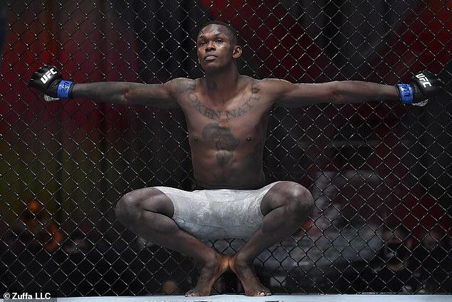 Adissaya se convierte en el favorito de UFC 263 con habilidades más llamativas