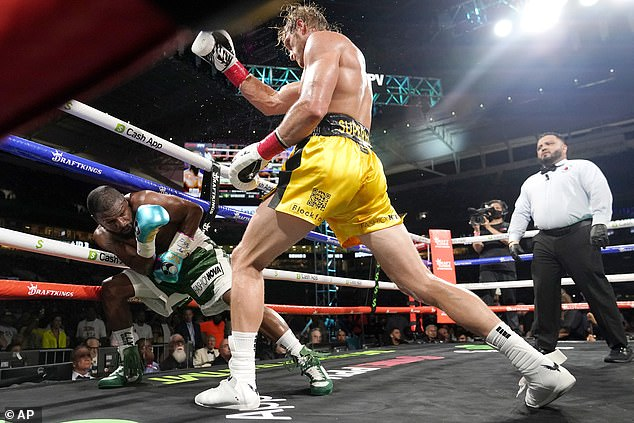 Según un experto en PPV, menos de 650.000 apostadores sintonizaron para ver la pelea el fin de semana.