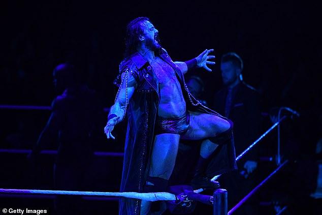 Después de derrotar al icónico Brock Lesner, el escocés se convirtió en el nuevo póster de WWE.
