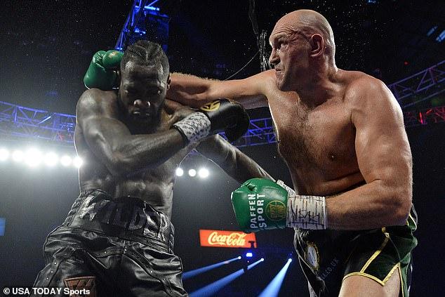 WWE impulsó el entusiasmo que rodea a la victoria dominante de Fury sobre Deontay Wilder