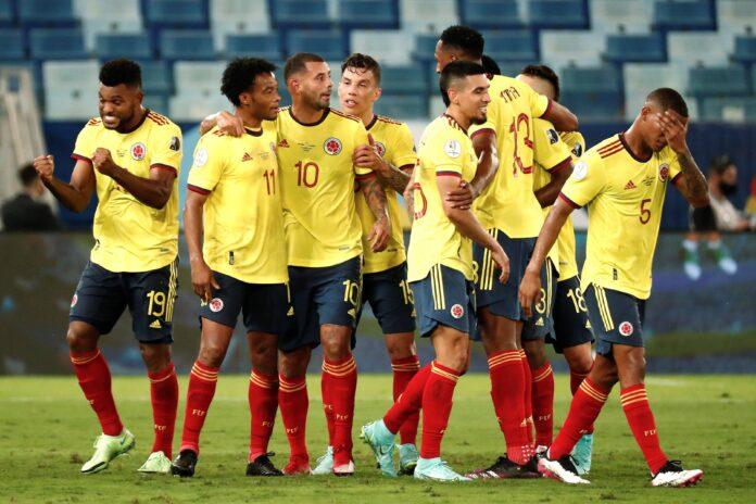 Juan Cuadrado de la Juventus habla sobre la victoria de Colombia por 1-0 sobre Ecuador para dar inicio a la Copa América