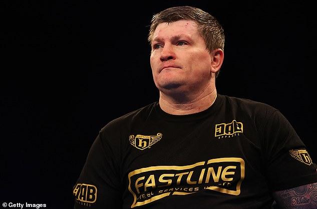 Hatton dice que Fury debe tener cuidado de no subestimar el poder de golpe de Wilder
