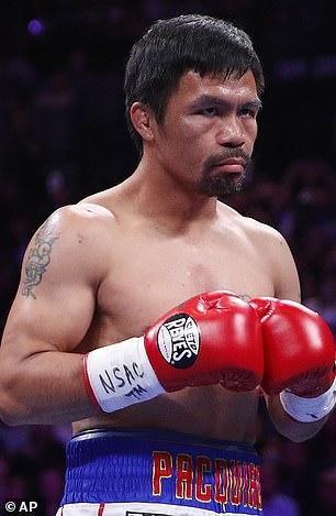 McGregor estuvo profundamente involucrado en las negociaciones con el legendario campo de boxeo para la pelea.