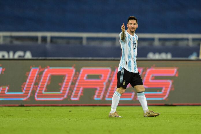 Lionel Messi atribuye las condiciones del campo a una de las razones por las que Argentina empató contra Chile