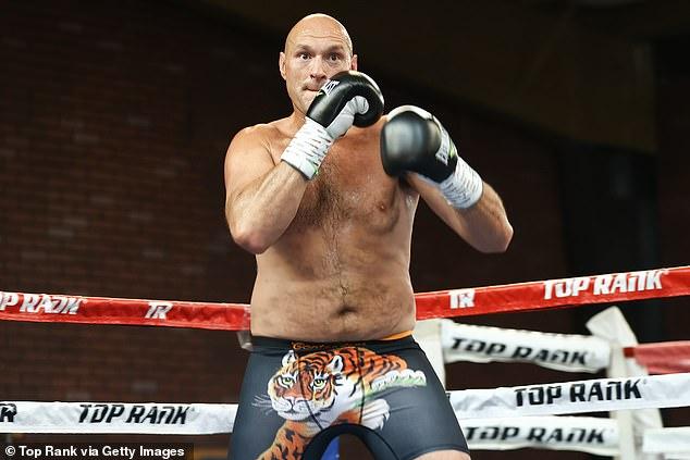 Fury es el peso pesado número uno en el ranking, pero Bellew cree que nadie es más atlético que Joshua