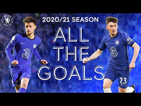 Anjorin, Gilmour y Mceachran ¡Todos los mundos puntuados!  |  Todos los goles: Chelsea Development Squad 2020/21