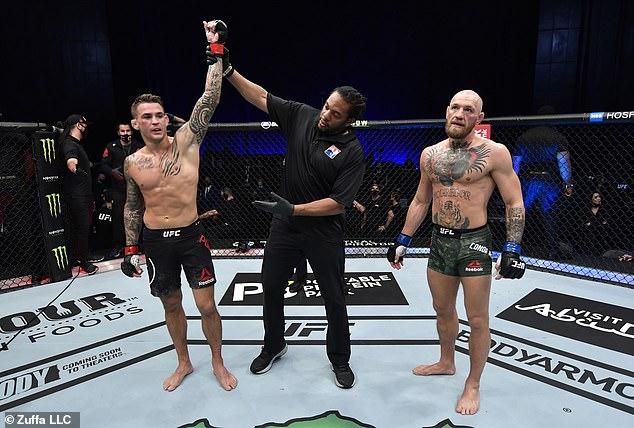 El nativo de Luisiana de 32 años causó una inesperada derrota contra Connor McGregor en Fight Island en enero.
