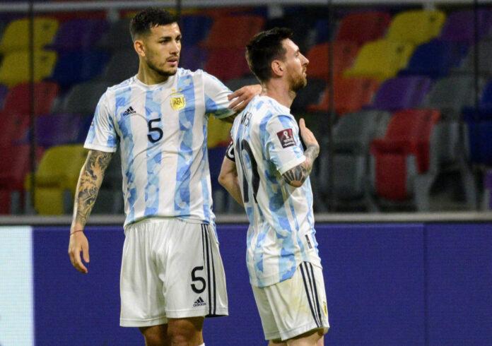(Video) El mediocampista argentino habla sobre los problemas de la segunda parte que enfrenta su escuadra antes del partido contra Paraguay