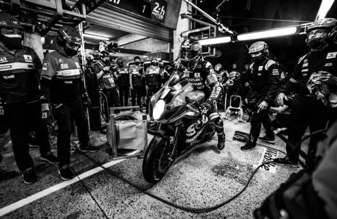 24h Le Mans: Suzuki triunfa, fantástico podio para No Limits Motor en stock
