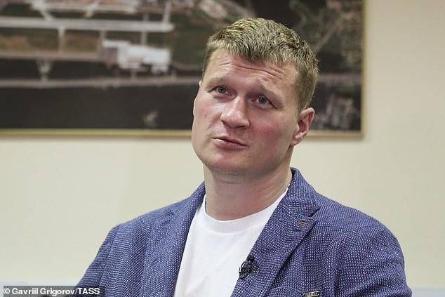Alexander Povetkin ha anunciado su retirada en rueda de prensa a los 41 años