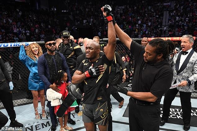 Kamaru Usman se ha convertido en uno de los campeones más dominantes de UFC