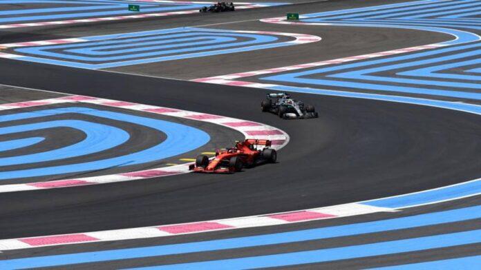 F1 Paul Ricard, las características de la pista: técnica, larga y 'ligera' para frenar