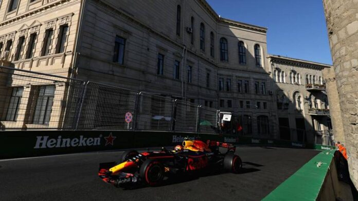 F1 en Bakú, estadísticas y curiosidades: cero vueltas al mando de Verstappen