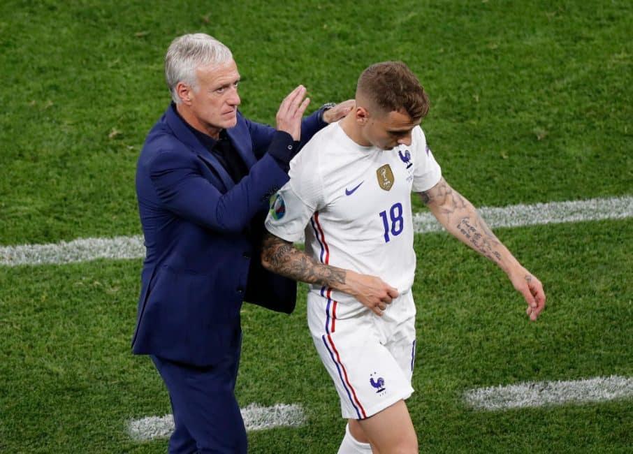 Diario de la EFF: Francia tiene problemas de lesiones, elige al defensor español, capitán Karim Benzema