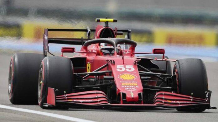 GP de Francia, Sainz: 'Ferrari hará un GP en McLaren y AlphaTauri'