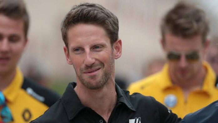 Grosjean, test de F1 pospuesto con Mercedes a finales de junio