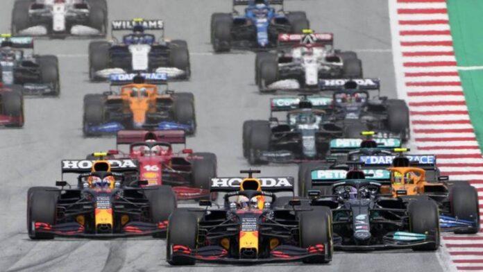 Horarios de Austria F1 GP, Sky TV en vivo y TV8