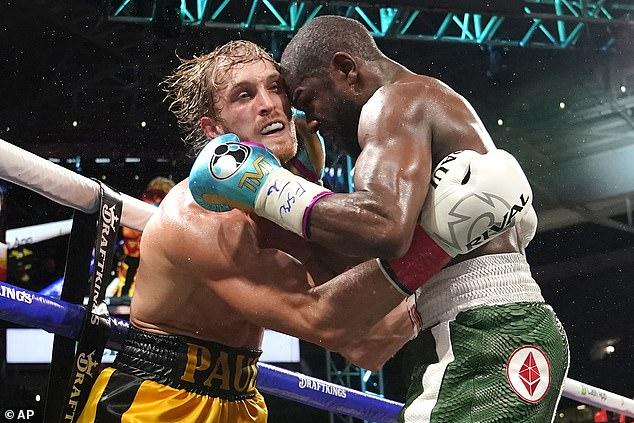 Joe Rogan ha descrito la pelea de exhibición de Floyd Mayweather con Logan Paul como 'increíble'