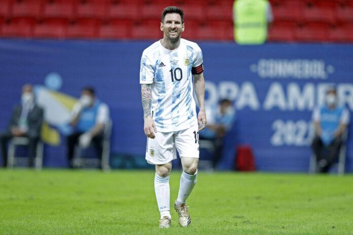 La actuación de Lionel Messi en la victoria de Argentina sobre Uruguay
