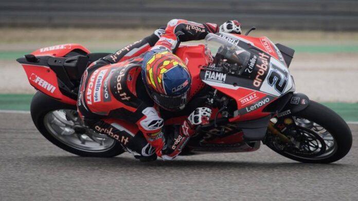 Misano FP2: Rinaldi domina con Ducati por delante de Lowes y Rea
