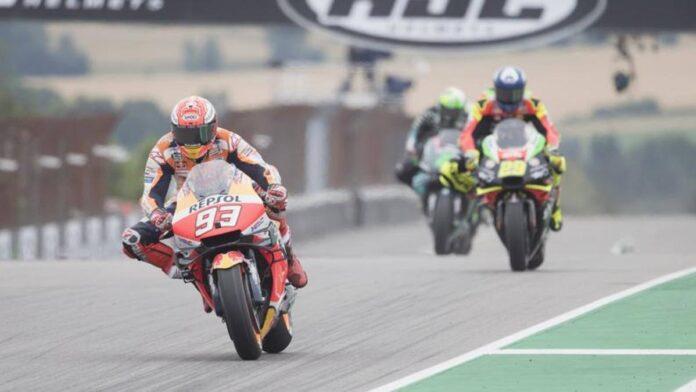 Moto GP Alemania, los horarios de TV en vivo en Sky, Dazn y Tv8