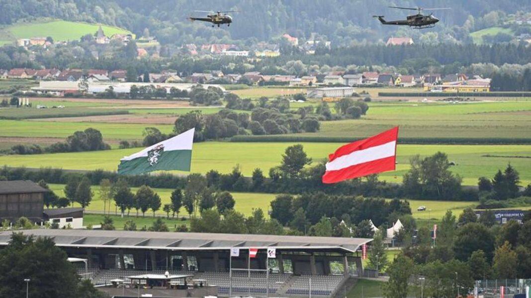 MotoGP, los aficionados vuelven a los GP de Estiria y Austria en agosto