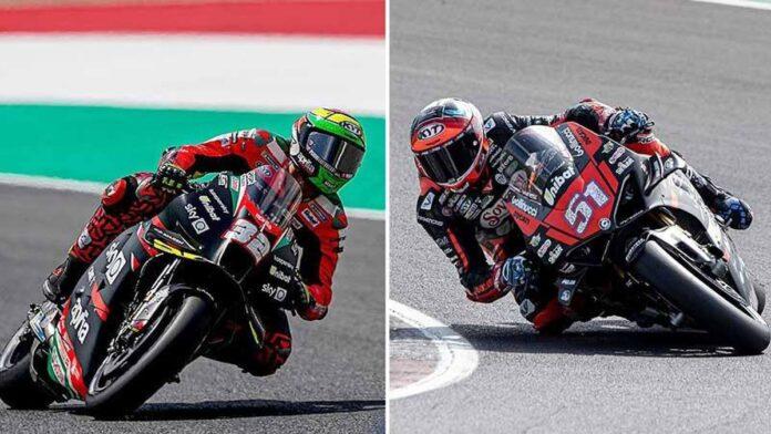MotoGP vs Sbk: Savadori y Pirro explican secretos y diferencias sobre cómo pilotarlos