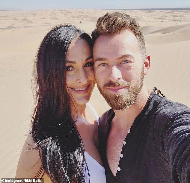 Nikki Bella: El momento en que supe que mi prometido Artem Chigvintsev era esa persona