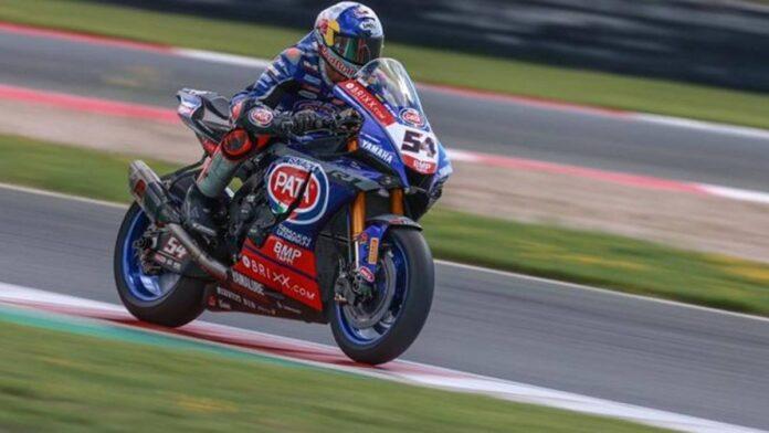 Superbike, test de Navarra: Razgatlioglu el más rápido sobre Gerloff