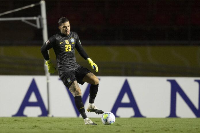 (Video) Danilo de la Juventus rescata a Ederson del Man City para negarle a Perú un gol potencial