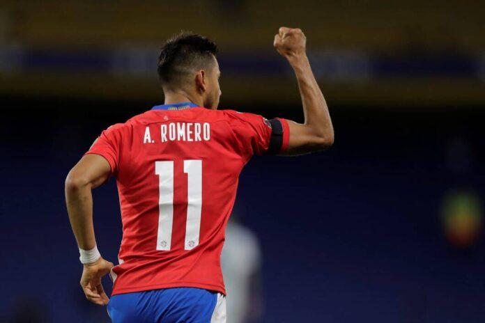 (Video) Kaku de Paraguay y Angel Romero anotan goles decisivos consecutivos para tomar la delantera frente a Bolivia