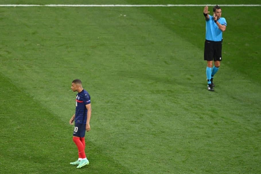 Granit Xhaka aclamado y Kylian Mbappé como favoritos Francia envió a empacar desde la Eurocopa 2020