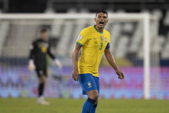 (Video) Thiago Silva recuerda el partido de la Copa del Mundo 2014 contra Chile antes del encuentro de cuartos de final de la Copa América