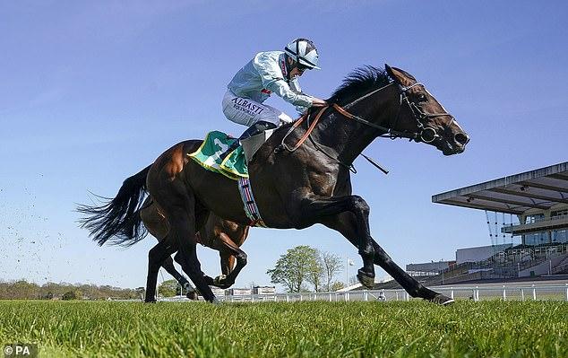 Alenquer, ganador de la Surprise Sandown Classic Trial, entra en King Edward VII Stakes