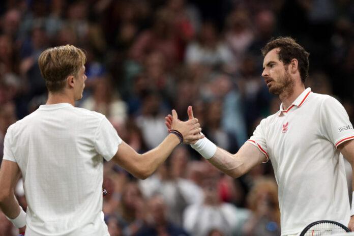Andy Murray eliminado de Wimbledon en la tercera ronda por el décimo sembrado Denis Shapovalov