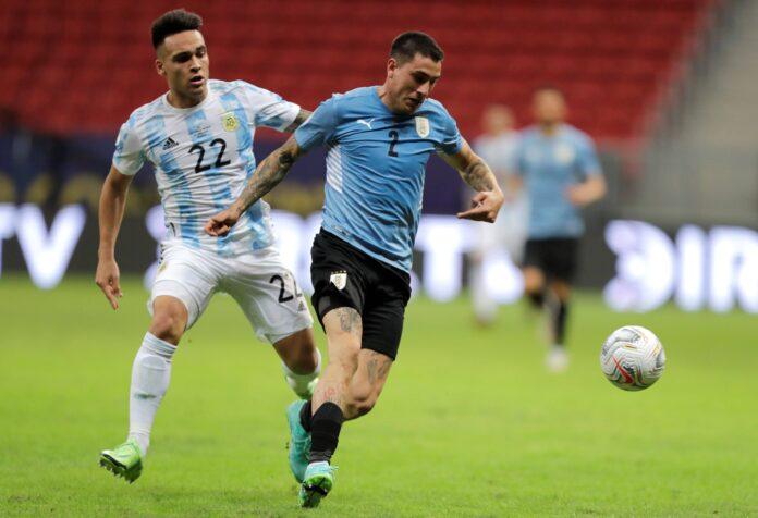 El as del Atlético de Madrid habla sobre el enfrentamiento de Uruguay contra Colombia antes de los cuartos de final de la Copa América
