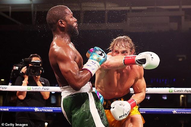 Jeff Mayweather cree que un Floyd más joven en su mejor momento en el boxeo habría noqueado a Paul