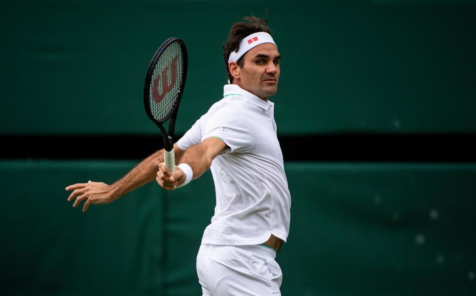 ¿Podría Federer llegar a la final este verano?